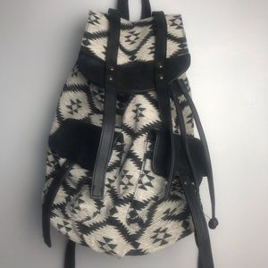 Aztec print Mossimo Backpack
